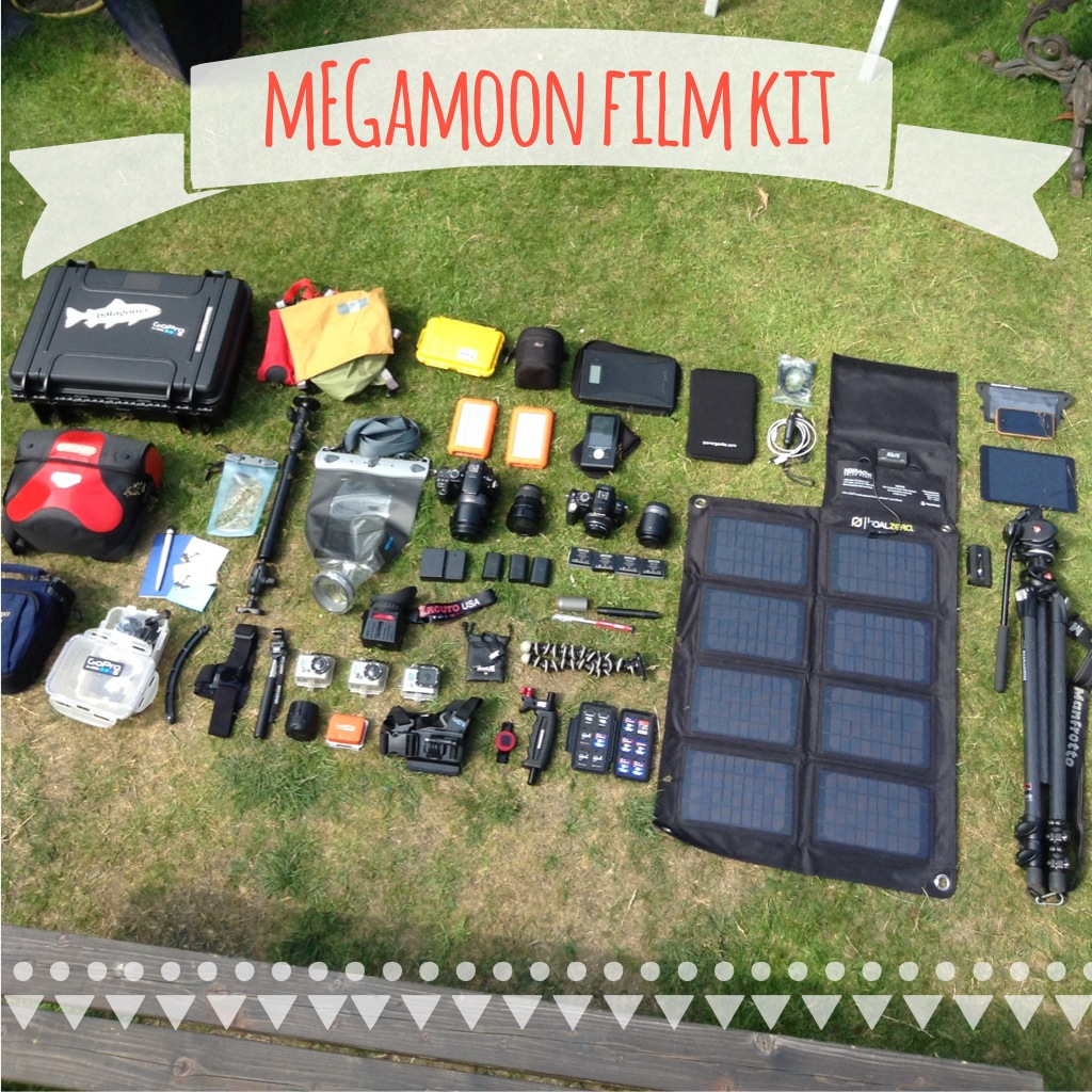 Megamoon Film Kit