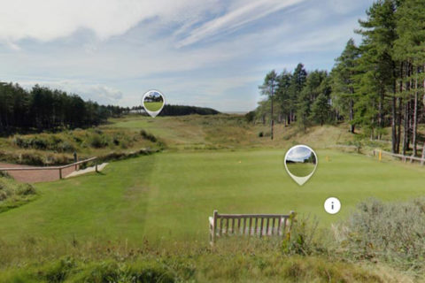 Golf Club Virtual Tour