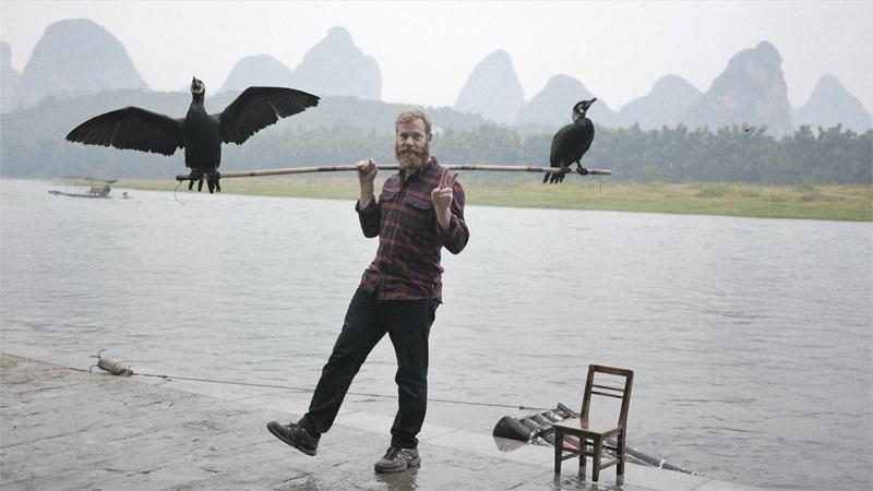 Yangshou Fishing